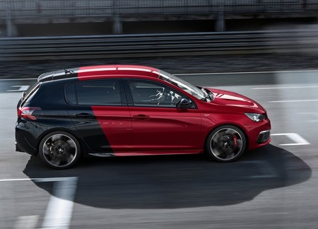 Peugeot 308 Gti 2018 1600 19