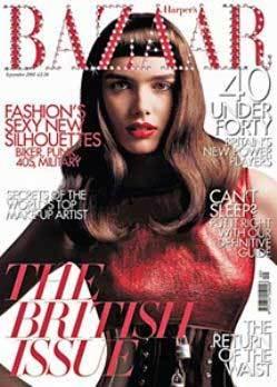 Harper's Bazaar UK cambia de imagen