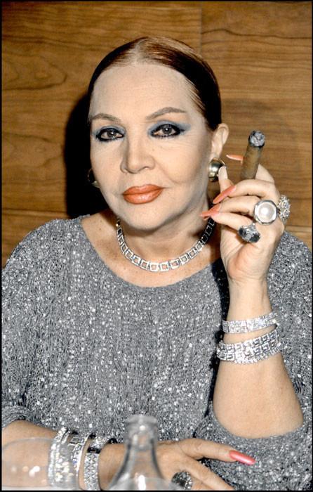 Hasta siempre Saritísima, hasta siempre Sara Montiel