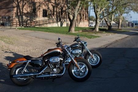 El ABS llega a la familia Sportster 2014 de Harley-Davidson