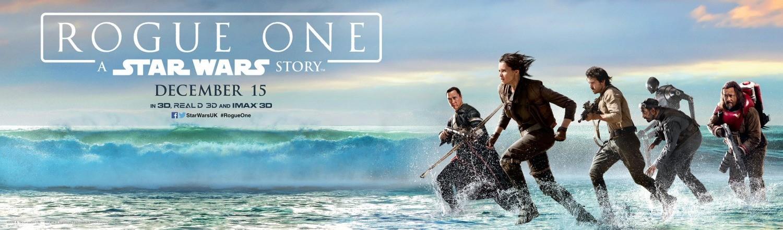 Foto de 'Rogue One: Una historia de Star Wars', los carteles (15/24)