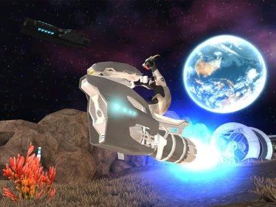 Goat Simulator Waste of Space, las cabras más locas se lanzan a la conquista del espacio