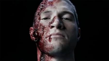 Las consecuencias de caer sin protección no son maquillaje
