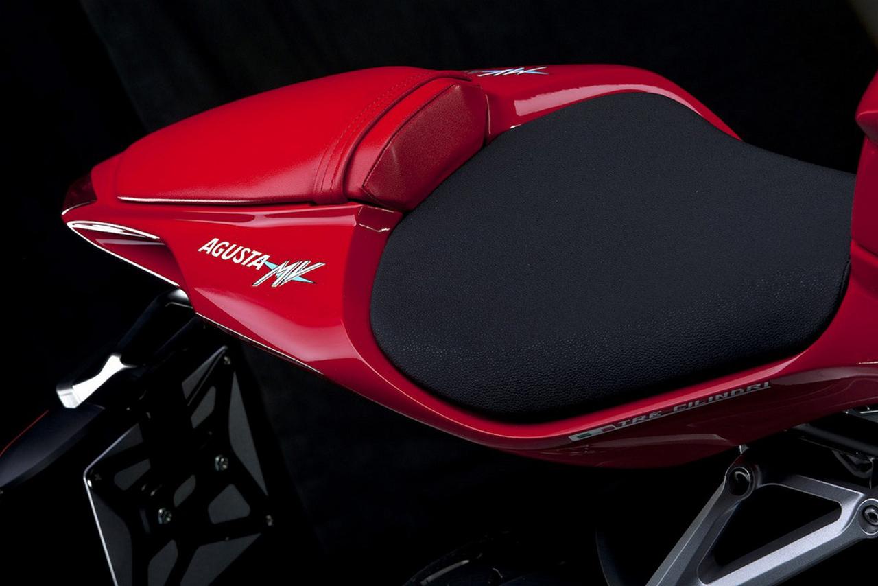 MV Agusta F3, el salvavidas de una fábrica histórica