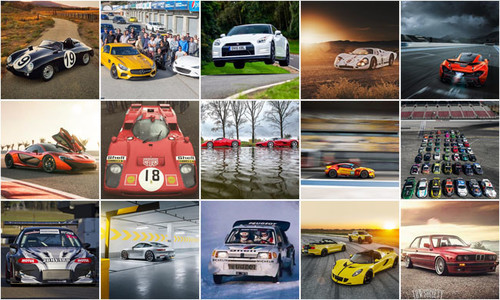 17 cuentas de Instagram que deberías seguir si te encantan los coches