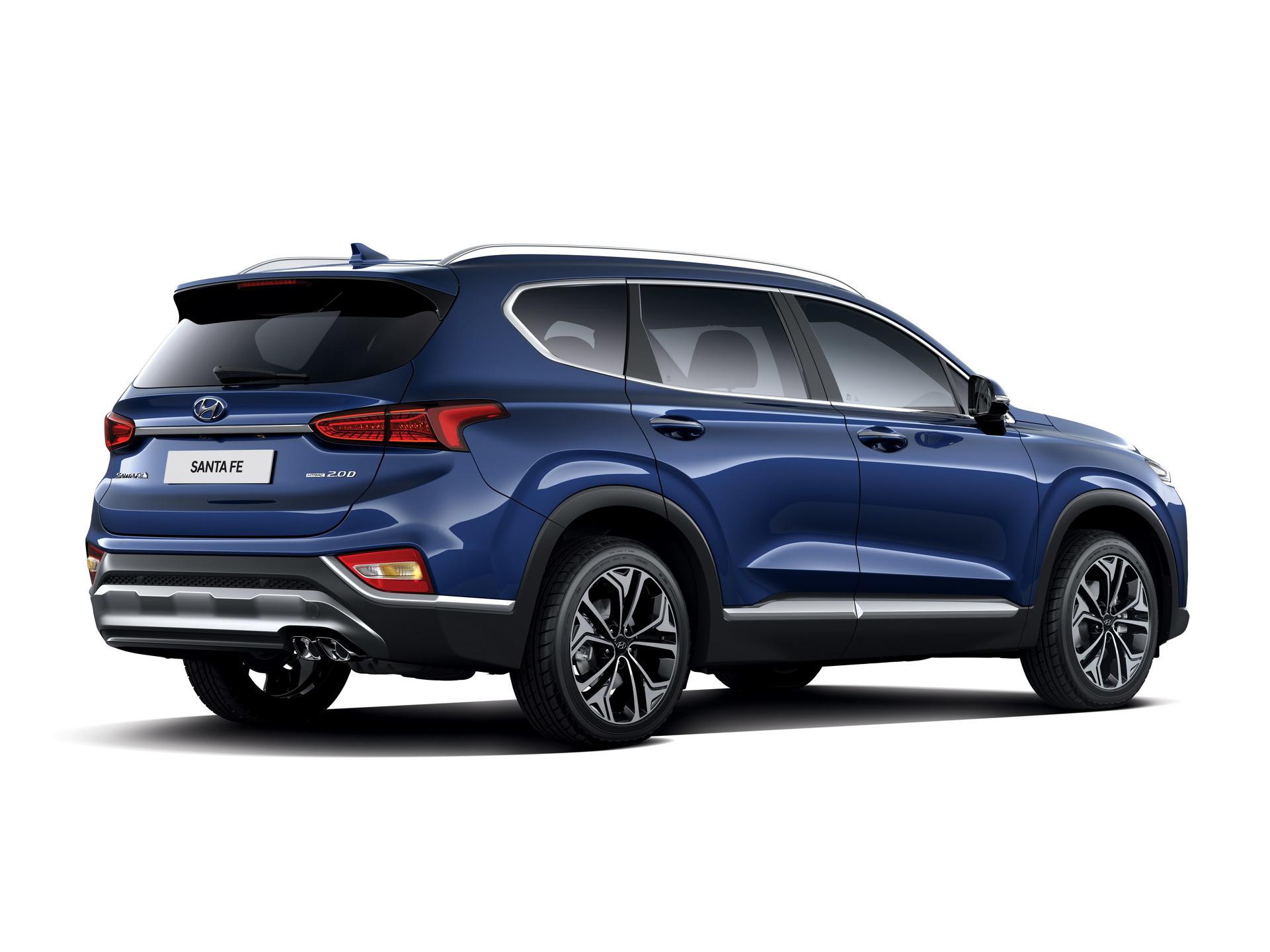 Foto de Hyundai Santa Fe 2019 (23/50)