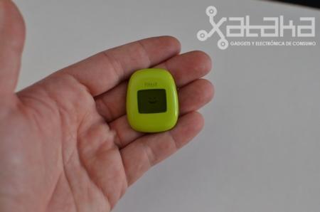 Fitbit Zip en mano