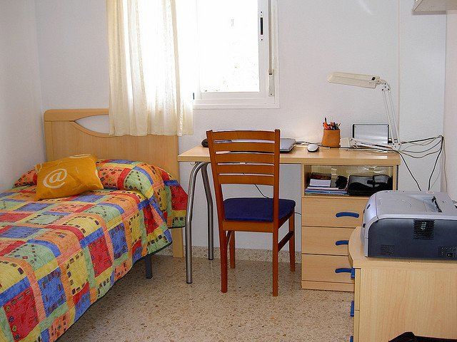 C mo tener un dormitorio m s luminoso - Como disenar un dormitorio ...