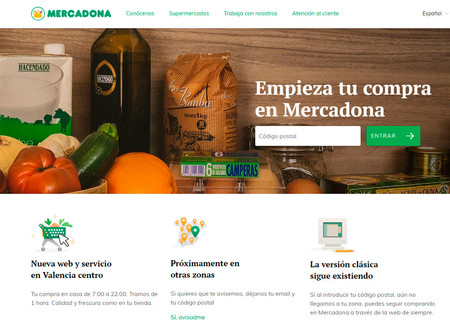 Mercadona tienda online