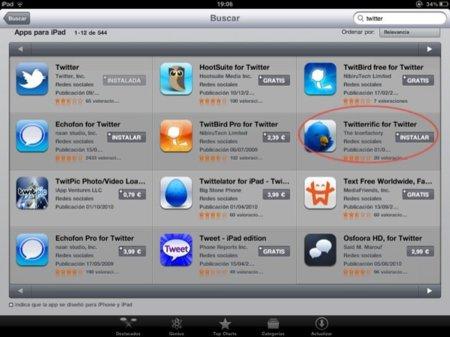 La App Store estrena reconocimiento de aplicaciones compradas
