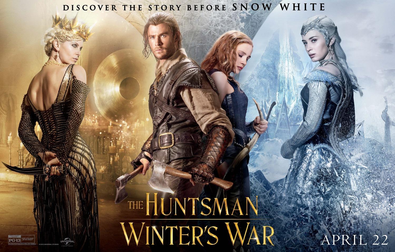 Foto de Carteles de 'Las crónicas de Blancanieves: El cazador y la reina de hielo' (10/11)
