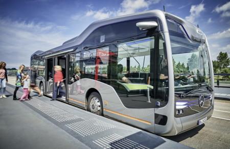 El Autobús del futuro llega cortesía de Mercedes-Benz