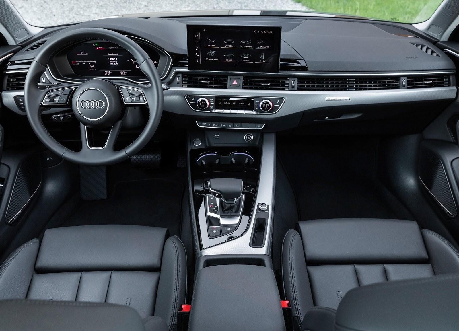 Foto de Audi A4 2020 (8/9)