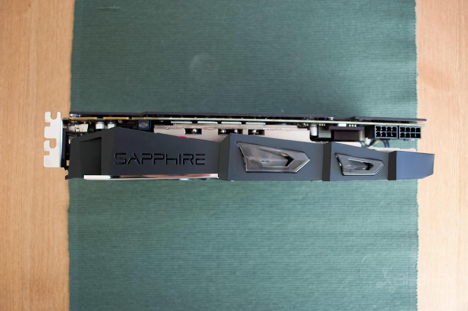 Foto de AMD R9 280X, análisis (12/14)