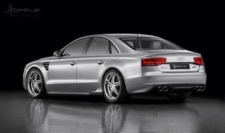 Audi A8 por Hofele Design