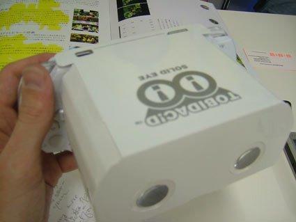 Tobiacid, periférico 3D para Metal Gear Acid 2