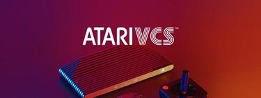 Así es la Atari VCS, la consola que mira al futuro en lo técnico sin renunciar a su legado jugable