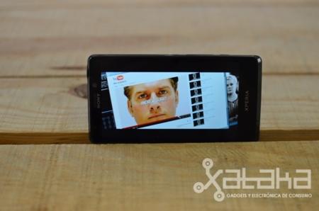 Sony Xperia T pantalla Bravia