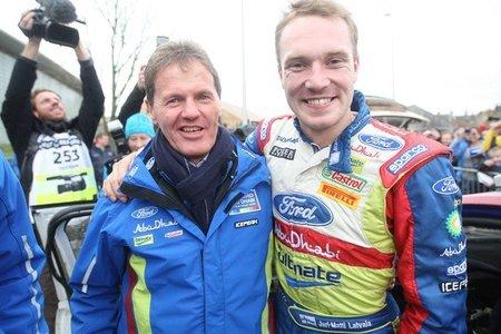 Malcolm Wilson quiere cerrar antes la continuidad de Ford que su pareja de pilotos