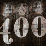 Queda inaugurado el IV centenario de la Plaza Mayor de Madrid con un increíble vídeo mapping 360º