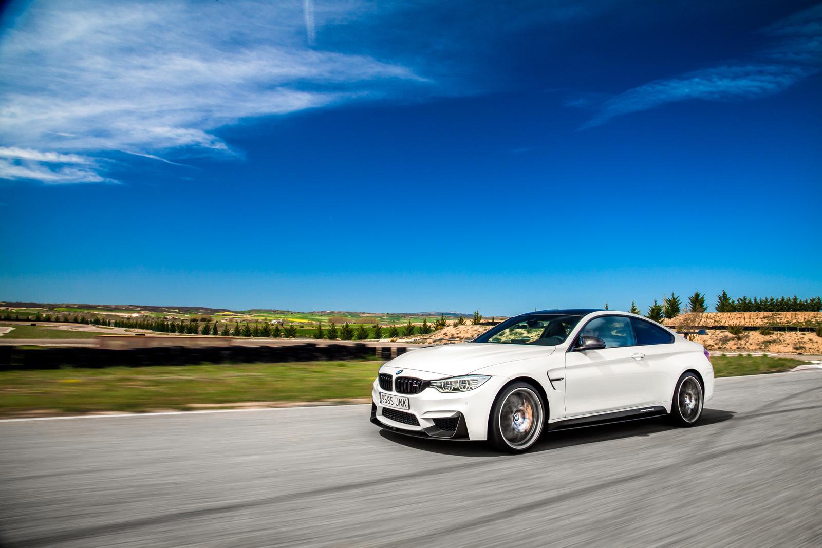 Foto de BMW M4 CS (33/60)