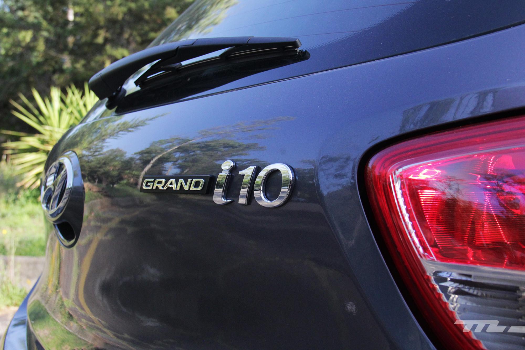 Foto de Hyundai i10 Grand Hatc (17/26)
