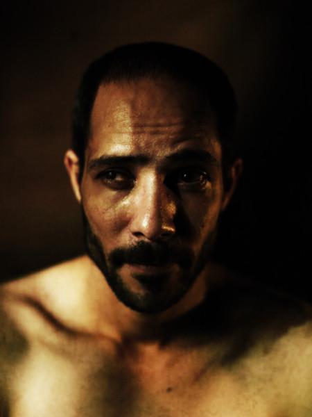 Ahmed Ciego1 Frente