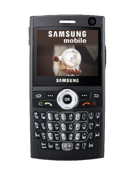 3GSM: Samsung SGH-i600