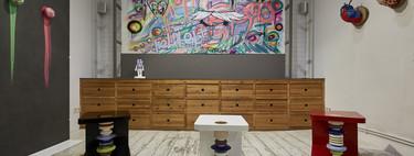 """Diseñadores y artistas se reúnen con motivo del Madrid Design Festival en exposiciones tan sorprendentes como """"ERA en el Urniverso Caotics"""""""