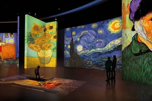 Van Gogh Alive. The Experience: sumergirse en la obra del pintor es posible en esta exposición que llega a Sevilla