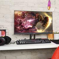 HP renueva su gama de monitores para jugones con el Omen 27i, un modelo nano IPS con QHD y tiempo de respuesta de 1 ms