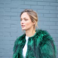 Street Style Semana de la moda de Nueva York