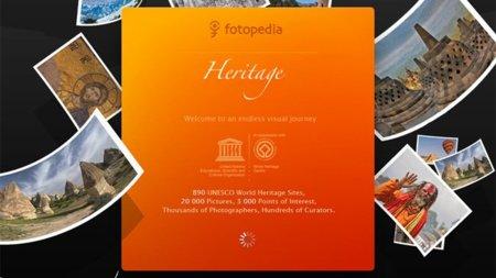 Fotopedia Heritage, increíble enciclopedia fotográfica para iPad
