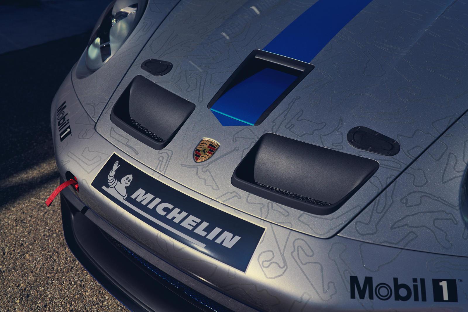 Foto de Porsche 911 GT3 Cup (17/22)