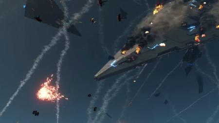 Vas a querer pre-ordenar Star Wars: Battlefront cuando veas este avance de la Batalla de Jakku
