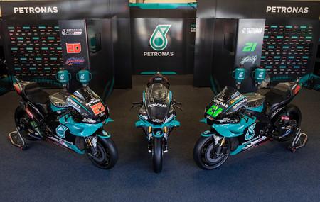 Yamaha Yzf R1 Petronas Srt Replica 2020 3