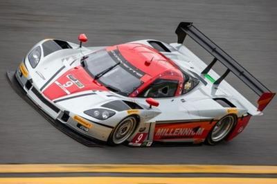 Christian Fittipaldi y su Corvette realizan el mejor tiempo en Daytona