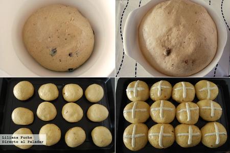 Hot Cross Buns, panecillos de Viernes Santo