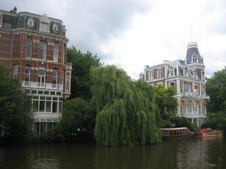 Casas ricas Amsterdam