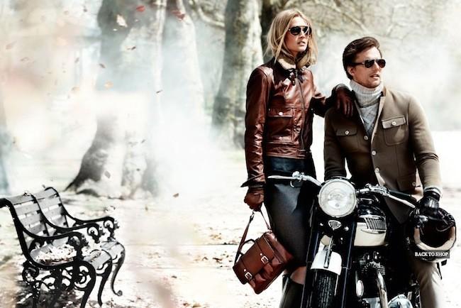campaña massimo dutti otoño-invierno 2013/2014 chaqueta piel