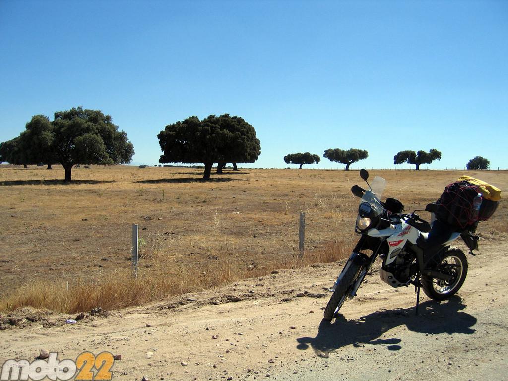 Foto de Las vacaciones de Moto 22, Finisterre-Plasencia (7/9)