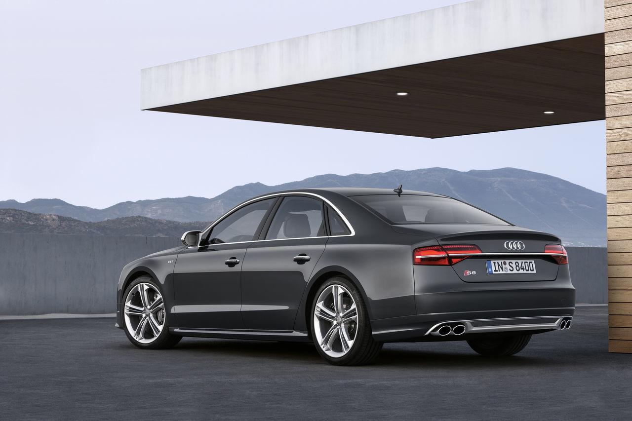 Foto de Audi A8 2013 (44/67)