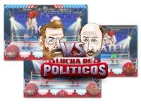 Lucha de Políticos, desahogate con tu móvil antes de las elecciones generales del 20-N