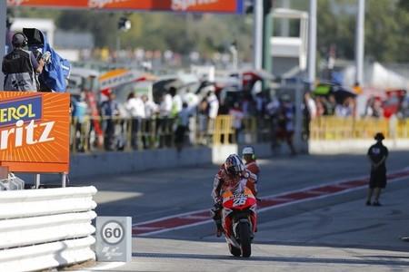 Nueva regulación para el ensayo de las salidas en los entrenamientos de MotoGP