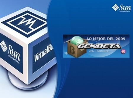 VirtualBox y Evernote mejores aplicaciones 2009 de virtualización y productividad