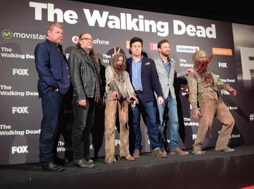 Se avecinan grandes cambios en 'The Walking Dead', según Greg Nicotero y sus actores