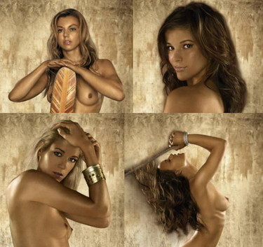 Olímpicas en Playboy