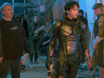 Luc Besson quiere su 'Star Wars': ha escrito 'Valerian 2' y ya trabaja en la tercera entrega