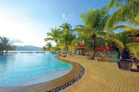 Navidades al sol en el resort 5* Sainte Anne en las Seychelles, ¿por qué no?