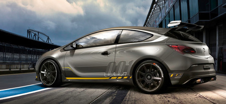 Opel Astra OPC EXTREME, rumbo a Ginebra